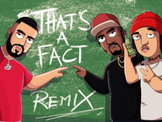 French Montana Ft. Fivio Foreign & Mr. Swiepy – That's a Fact (Remix) Mp3 Download 320kbps